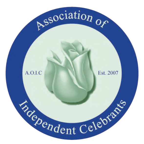 Member of the association of independent celebrants